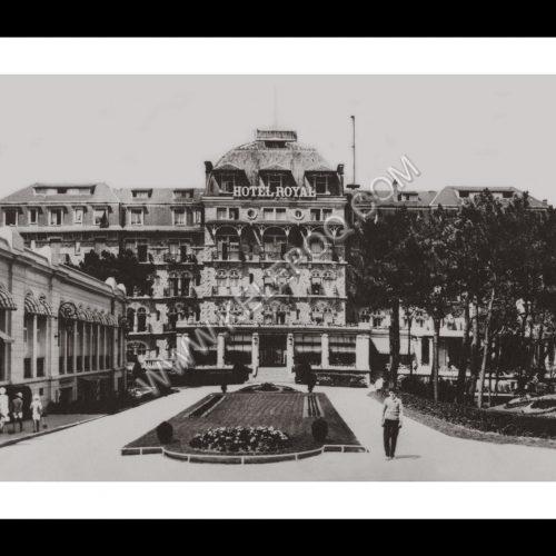 Photo d'époque La Baule n°05 - Hotel Royal
