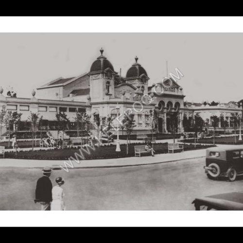 Photo d'époque La Baule n°10 - Casino de la Baule