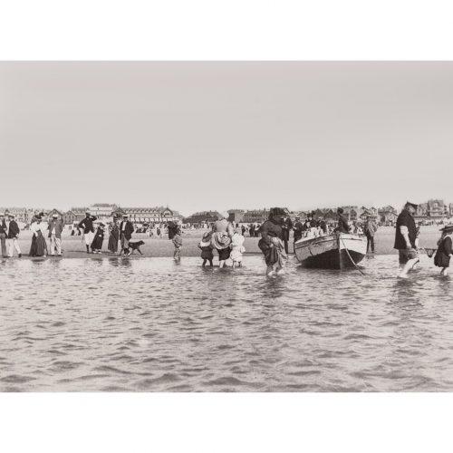 Photo d'époque mer n°95 - Les plages du Nord