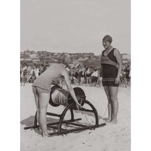 Photo d'époque mer n°96 - Sauveteurs à sydney