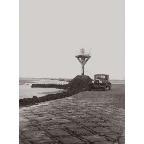 Photo d'époque Noirmoutier n°25 - le Gois