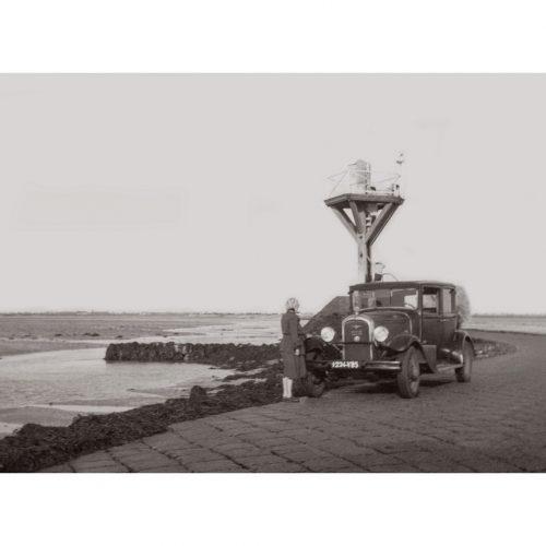 Photo d'époque Noirmoutier n°26 - le Gois