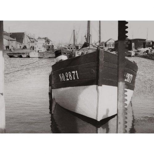 Photo d'époque Noirmoutier n°27 - jetée jacobsen