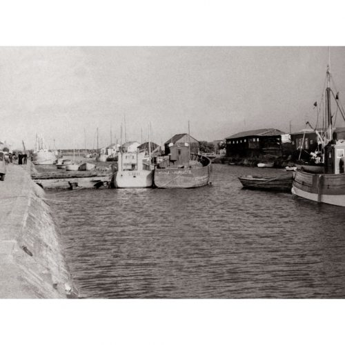 Photo d'époque Noirmoutier n°31 - La jetée Jacobsen